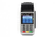 New FD-410 GPRS Wireless Credit Card Terminal