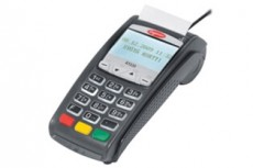 New Ingenico ICT 220 DC EMV
