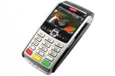 New Ingenico IWL 250 3G GPRS Wireless Credit Card Terminal
