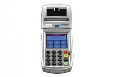 Refurb FD-400GT CDMA Wireless Credit Card Terminal