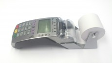 Verifone VX520 EMV Terminal with Paper Adapter and 2 1/4