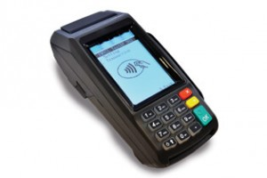 Dejavoo Z11 Credit Card Terminal and Tri-Comm