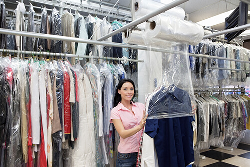 Dry Cleaners POS System
