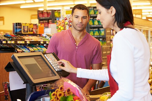 Grocery Store And Supermarket Pos System
